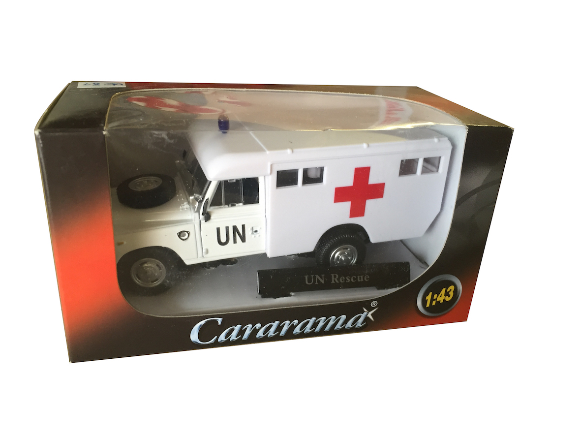 Series III UN Red Cross